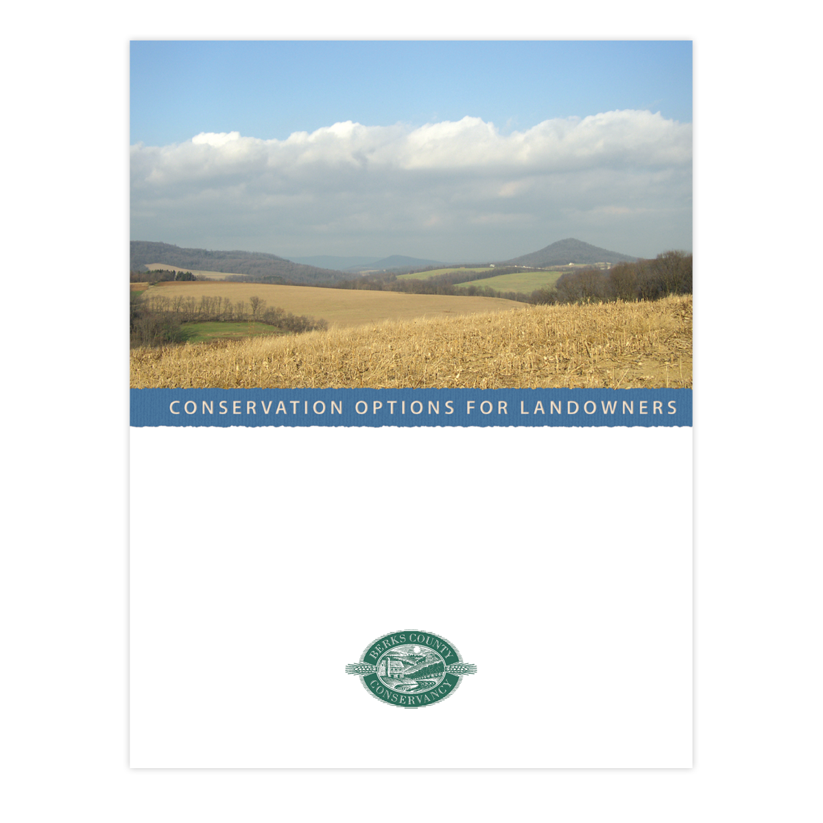 Land Conservancy Brochure