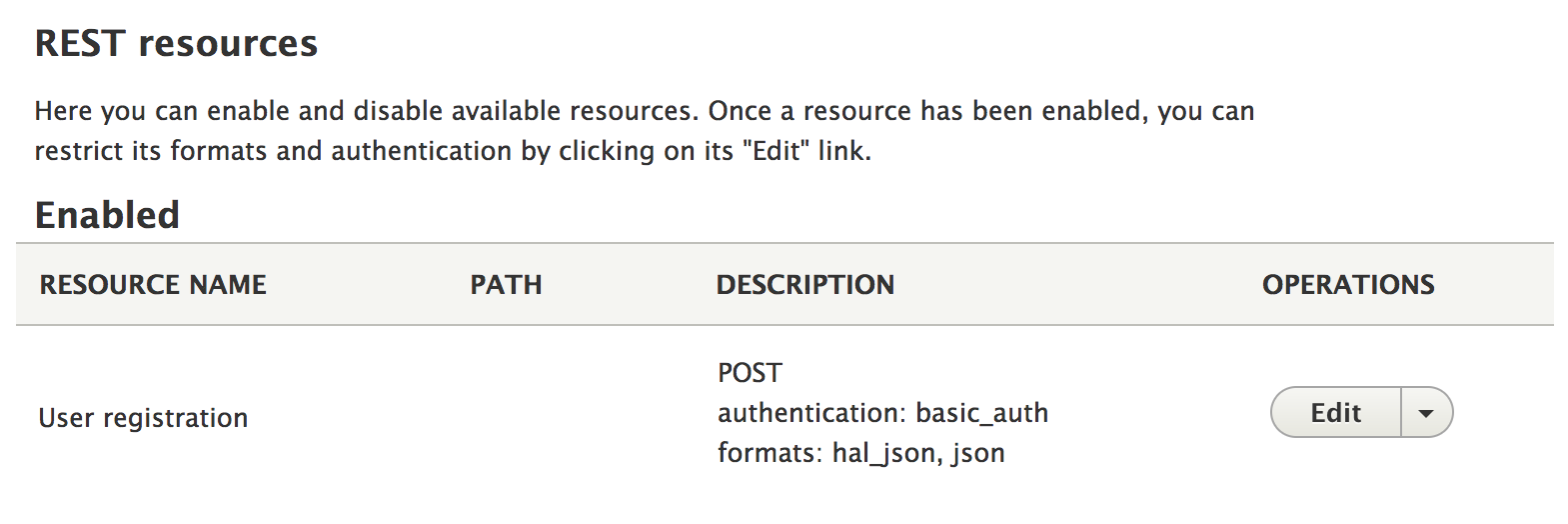 Register a User with Drupal 8 REST API   AreaType LLC