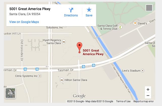 google map iframe